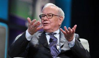 Na bitcoin by nevsadil, rozvoji technologií ale věří. Buffett: Přinesou lepší život našim dětem