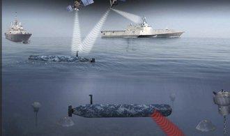 Novinka amerického námořnictva: ponorkový dron bojující s minami
