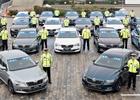 Toto jsou nové stíhačky české policie. Mají 280 koní a není snadné je poznat