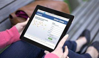Facebook používá už polovina Čechů, uživatelů z tuzemska stále přibývá
