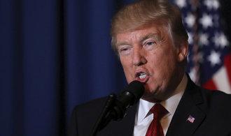 Trump v OSN odsoudil KLDR, pohrozil jí zničením