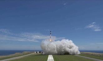 Konkurence pro SpaceX? Do vesmíru se vydala další soukromá raketa