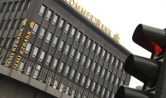 Německá vláda je pro fúzi Deutsche Bank a Commerzbank