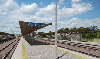 Miliardová železniční rekonstrukce v Praze startuje, zablokuje ale některé silnice