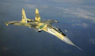 Indonésie koupí v Rusku jedenáct bojových letounů Suchoj SU-35