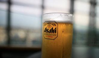 Staropramenu hrozí konec vaření piva Asahi. Japonci chtějí výrobu přesunout do Itálie