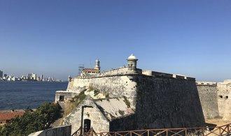 GALERIE: Projděte se s námi Havanou. Krása historie i moderní oprýskanost