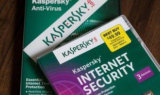 Softwarová firma Kaspersky žaluje vládu USA kvůli zákazu antivirového programu