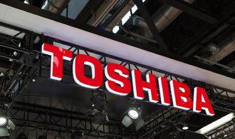 Toshiba se chce zbavit čipové divize, tlumí ztrátu po bankrotu Westinghousu