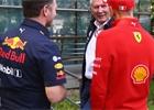 Marko přeje titul Vettelovi. Ricciardo si podle něj Shoeys dlouho neužije