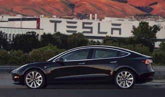 Tesla Model 3 bude muset bojovat se silnou konkurencí. Podívejte se