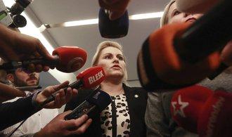 Malá chce jako ministryně pomoci zrychlit soudní řízení