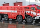 Nová Tatra pro hasiče do detailu: Titan je extrémní, má nahradit tank