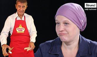 Práce v Babišových drůbežárnách nešla vydržet ani tři týdny, říká novinářka Saša Uhlová