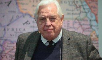 Novinář BBC tvrdí, že se stal v Československu terčem komplotu