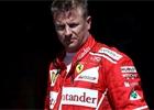 Räikkönen oficiálně prodloužil s Ferrari