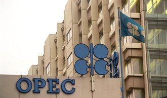 OPEC by mohl brzy rozhodnout o zvýšení produkce ropy