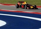 V posledn�m tr�ninku byl nejrychlej�� Verstappen p�ed Ricciardem