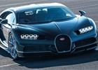 Pneumatikáři zklamali. Kvůli nim nemůže jet Bugatti Chiron 300 mil za hodinu