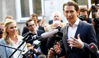 Rakousko má novou vládu v čele se Sebastianem Kurzem