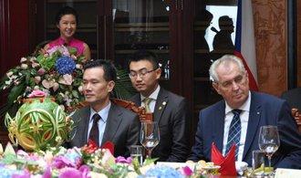 Zápisník Martina Čabana: Trable ve velké Číně