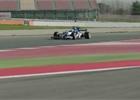 Video: Sauber C36 poprvé na trati!