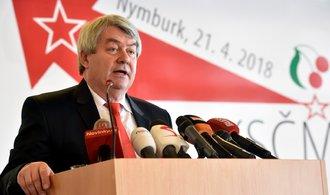 Komunisty vede Filip, chtějí vliv na vládu
