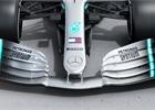 Technická analýza Mercedesu W10