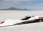 Honda S-Dream um� 428 km/h. S t��v�lcem o objemu 0,7 l!