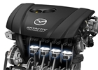 Mazda bude mít už příští rok benzinový motor na principu vznětového