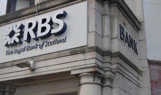 Royal Bank of Scotland ruší divizi, přesouvá ji do Asie