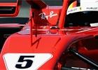 Ferrari upravilo zrcátka, na svatozáři ale zůstala