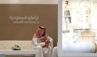 Ropný gigant Saudi Aramco chystá zvýšení investic