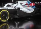 První analýza vozu Williams FW41: inspirace u Mercedesu a Ferrari