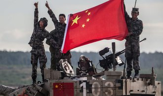 Čína se stává zbrojařskou velmocí, export směřuje hlavně do Asie a Afriky