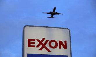 Ropný koncern Exxon Mobil zdvojnásobil zisk, pomohla mu těžba zemního plynu