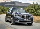 BMW X7 oficiálně: Je tak obrovské, že bude mít na D1 problém. Váží 2,5 tuny