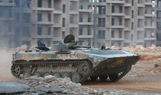 Moskva pova�uje p��m��� v Halabu za ukon�en�. Dal�� nep�nuje