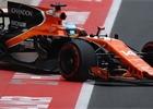 Vývoj McLarenu MCL32 v první polovině sezóny 2017