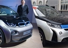 Nepoveden� ��nsk� kopie: Tahle elektrick� parodie p�edstavuje BMW i3