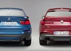 BMW srovnává minulou generaci X4 s tou novou. Je to šílený rozdíl