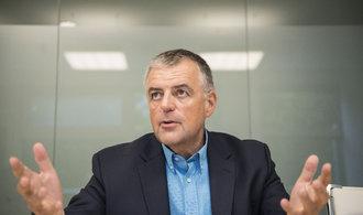Bývalý lobbista ČEZ Vladimír Johanes je zpátky v jaderném byznysu