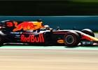 Také ve druhém tréninku byl nejrychlejší Ricciardo, Wehrlein a Palmer bourali