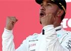 Hamilton je blízko pátého titulu. Co se musí stát, aby ho získal v USA?