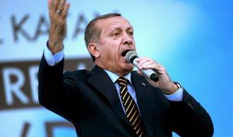 Erdogan chce znovuzavedení trestu smrti a pro sebe větší pravomoci