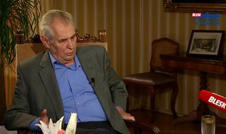 Zeman: Sociální demokracii jsem dlouhodobě upozorňoval, že se Sobotkou nemůže vyhrát