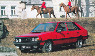 FSO Polonez: Polský hatchback od italského designéra Giugiara slaví 40 let