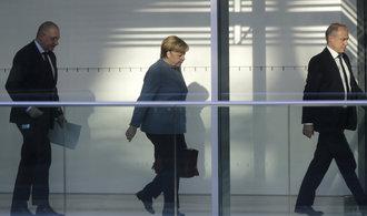 V Německu pokračují jednání o vládě. Pokud zkrachují, dojde k předčasným volbám