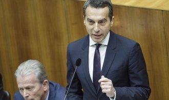 Rakousko chce výjimku z přerozdělování migrantů, prý jich má beztak dost