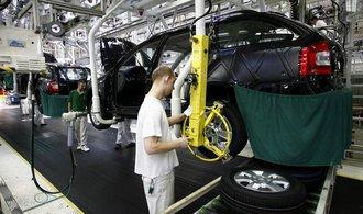 V Česku se loni vyrobilo rekordních 1,344 milionu aut